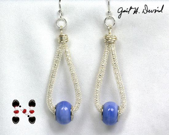 SilverSilk Earrings