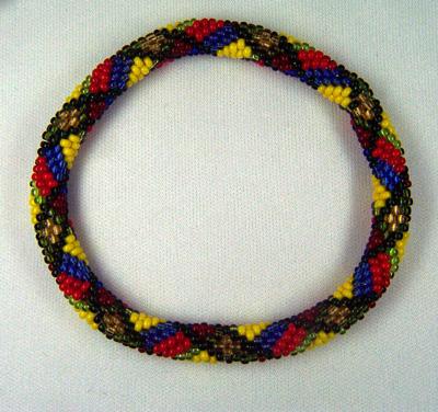 Gail Devoid Bead Crochet Creations BC-Bracelet-MacMillan1