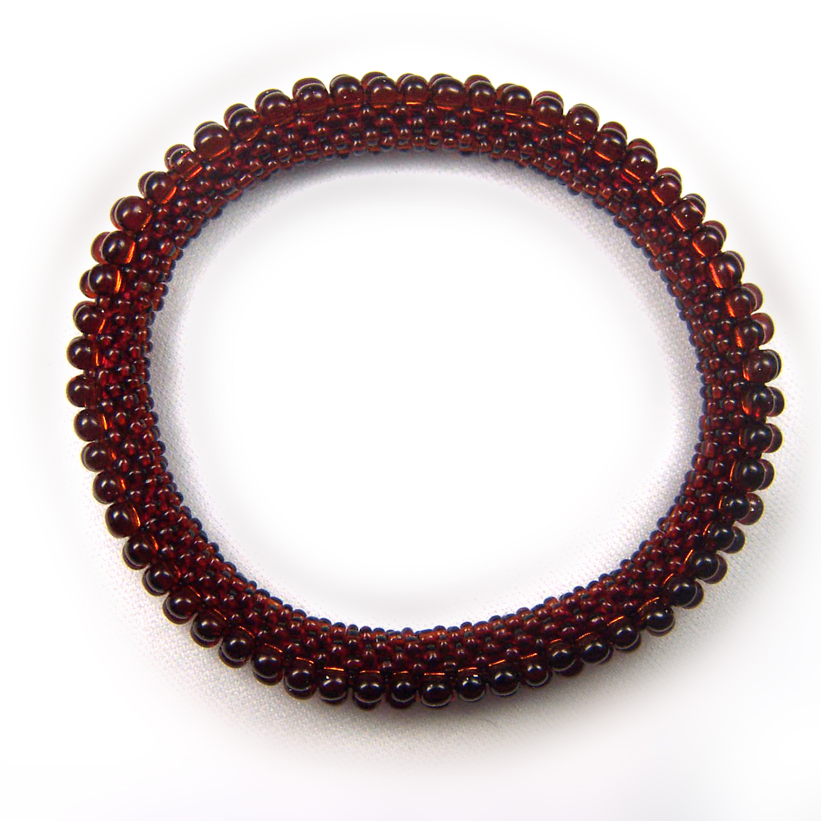 Designer Jewelry - Pattern for red bracelet