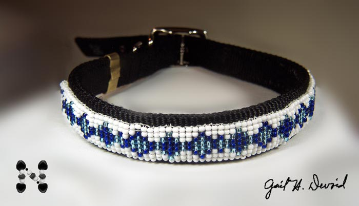 Designer Jewelry-Variation on Dog Collar