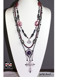Designer Jewelry - Gothic Necklace