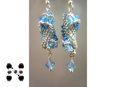 Make Seed Bead Earrings with Easy Seed Bead Patterns
